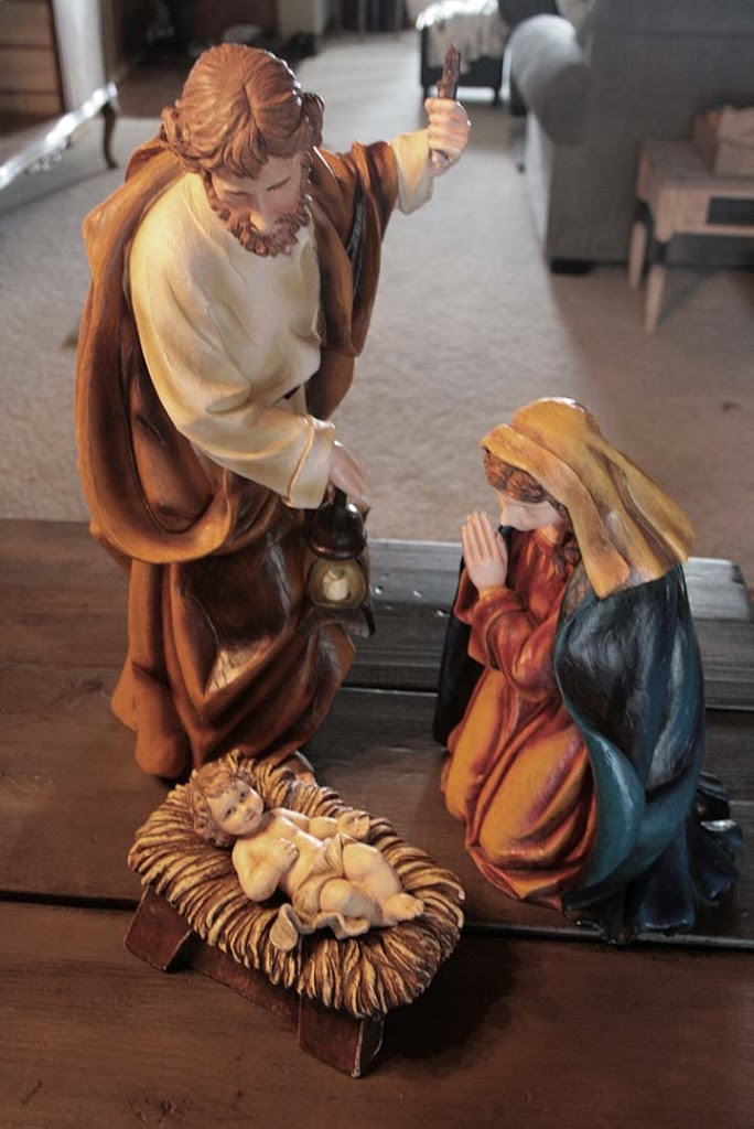 Nativity Set Repair